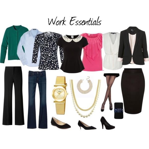 Work Essentials