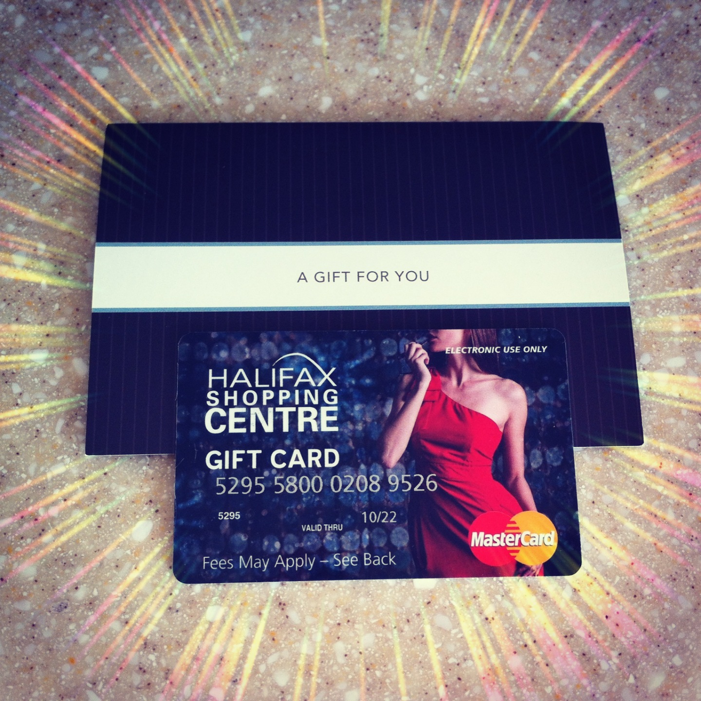 Giveaways, Gift Cards, Halifax Shopping Centre, Christmas Shopping, Gifts