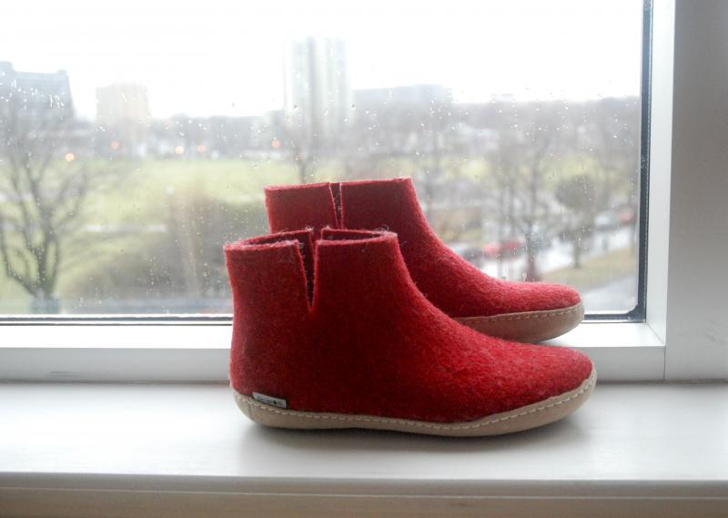 glerups canada, slippers