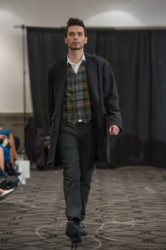 Veronica MacIsaac Apparel Menswear Collection