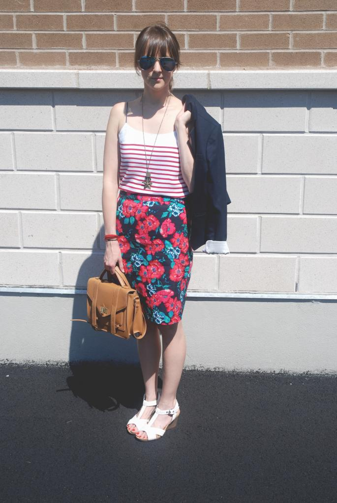 Pencil Skirts, Sandals, Tank tops, natical outfits, geox, ann taylor, banana repubic, tommy hilfiger