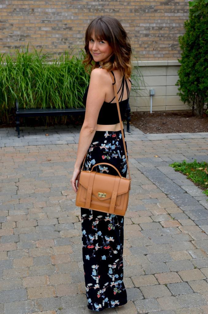 Crop Top, Strappy back bra, fall fashion 2014