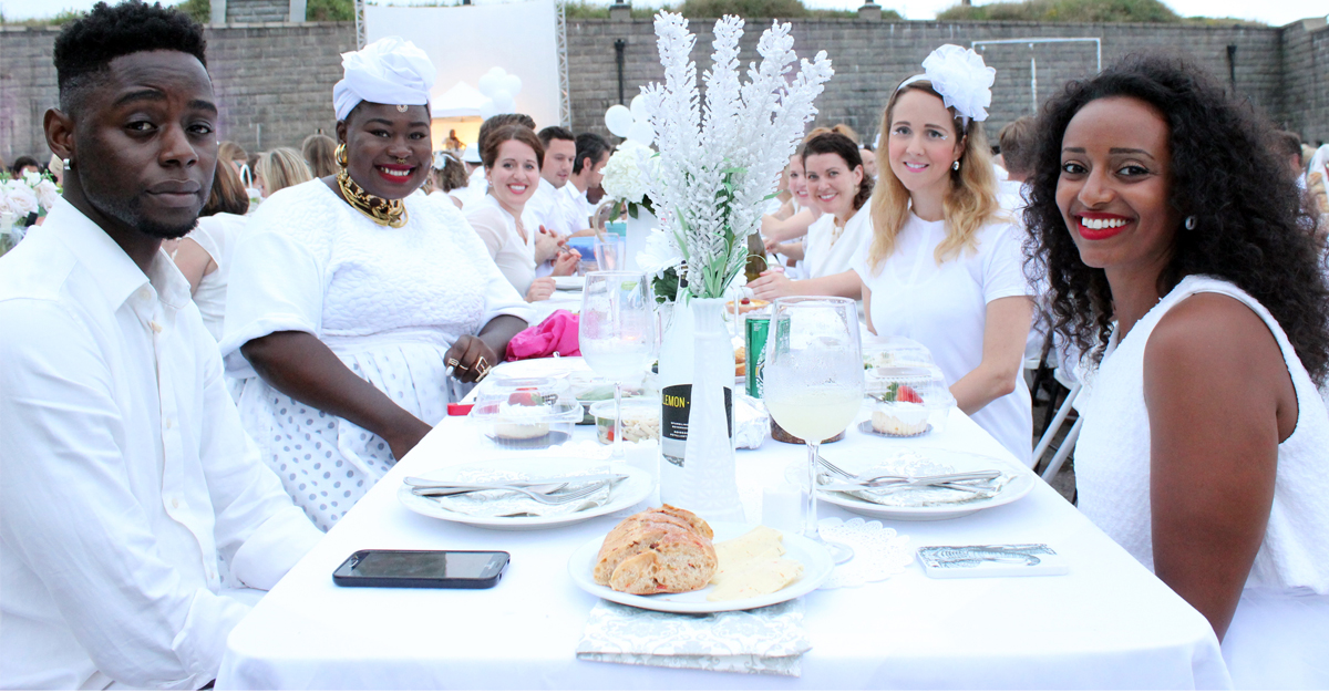 Everything You Need To Know About Diner En Blanc Halifax Short Presents