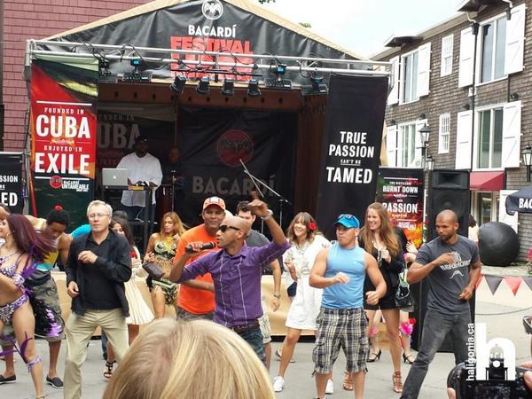 Bacardi Festival Libre