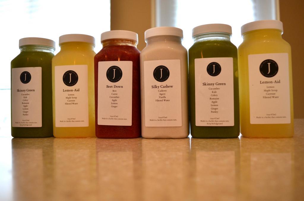 Juice, Freshly Pressed Juice, Halifax Juice