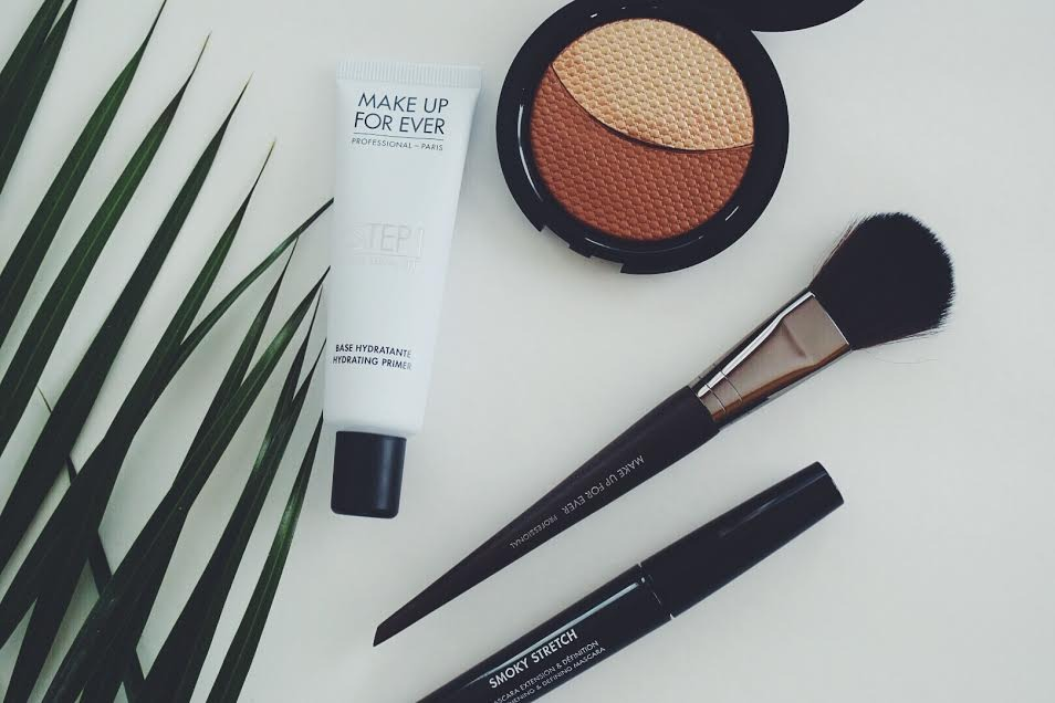 Pro Sculpting Duo, Make up Forever Canada, Sephora, Step 1 Skin Equalizer, Smoky Stretch Mascara, Make Up Reviews, Beauty Blogger