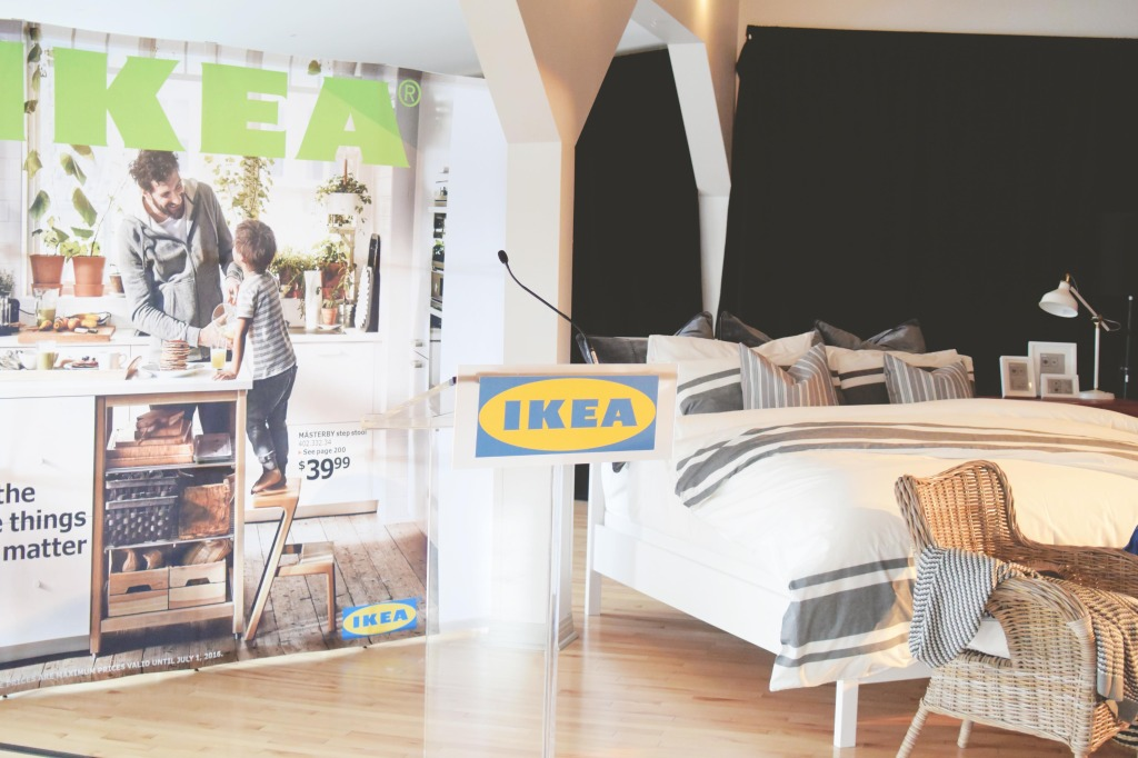 bts ikea announcment for full size store in halifax short presents. Black Bedroom Furniture Sets. Home Design Ideas