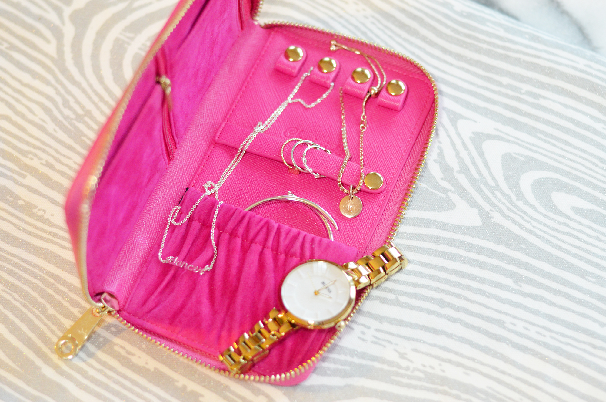 jewelry wallet, gifts for teens, or travellers