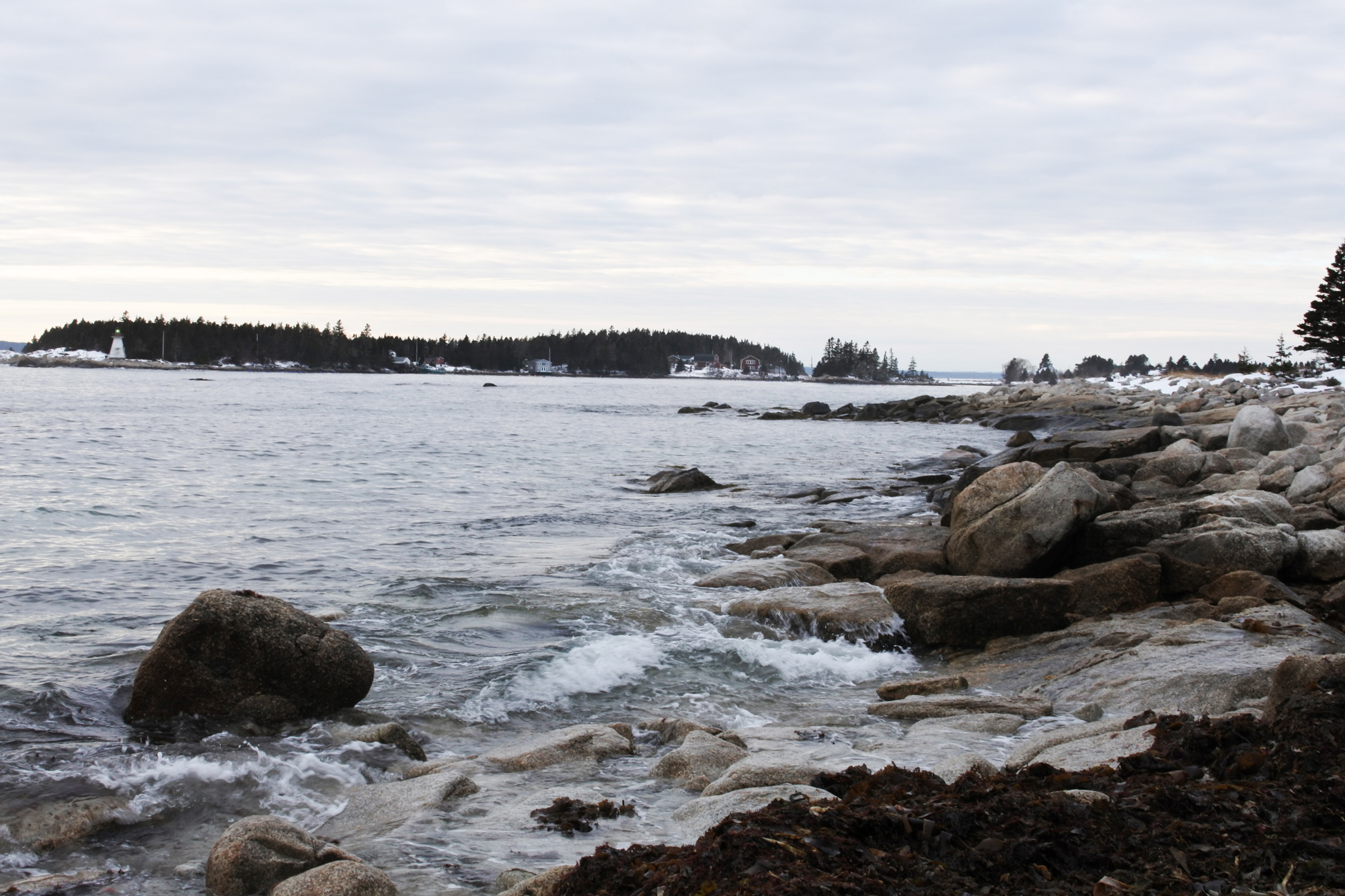 Peggy's Cove, Oceanstone Resort