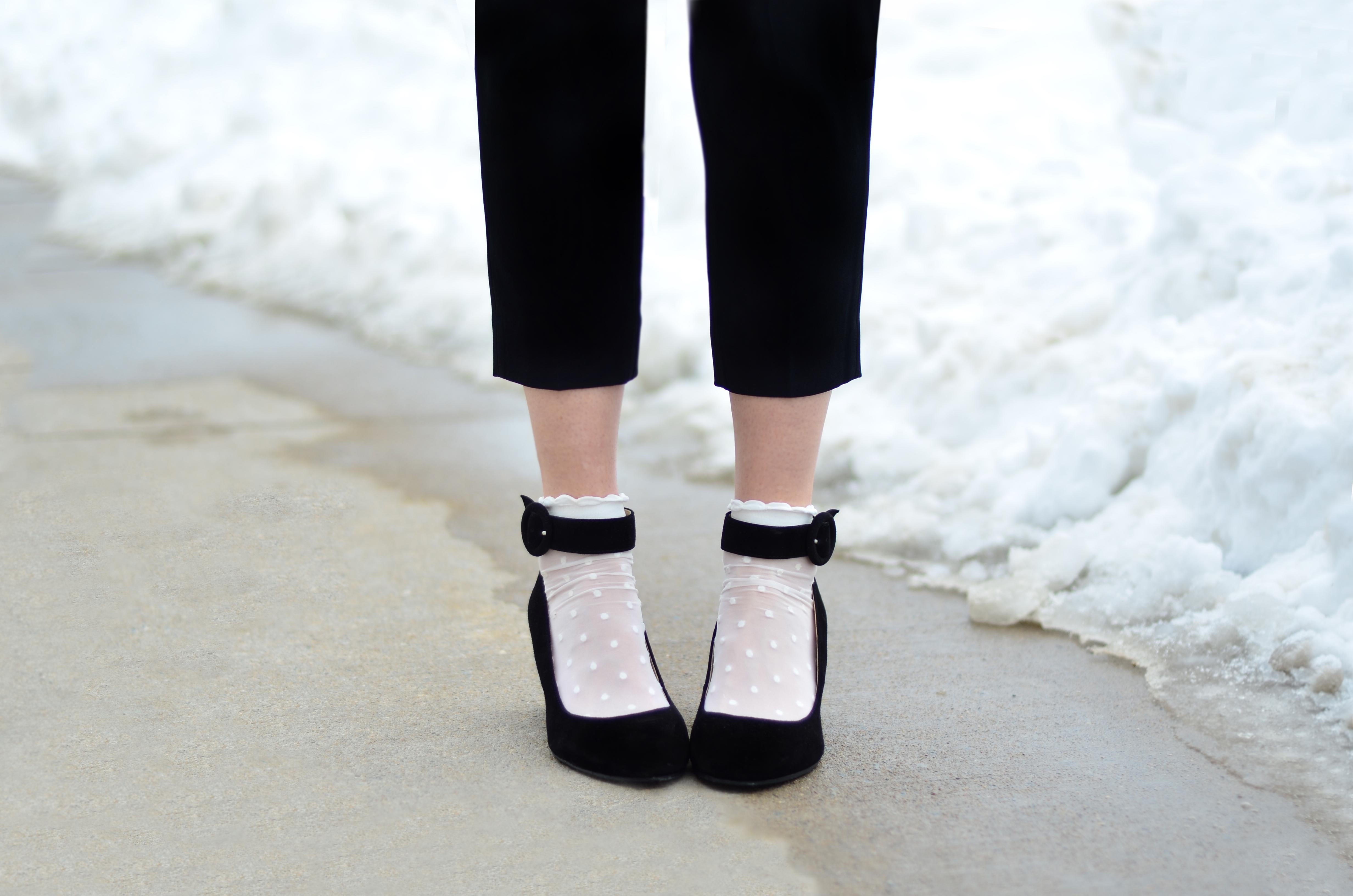 Mens button down, Trouser Socks, Spring Trends 2017, Fishnets,