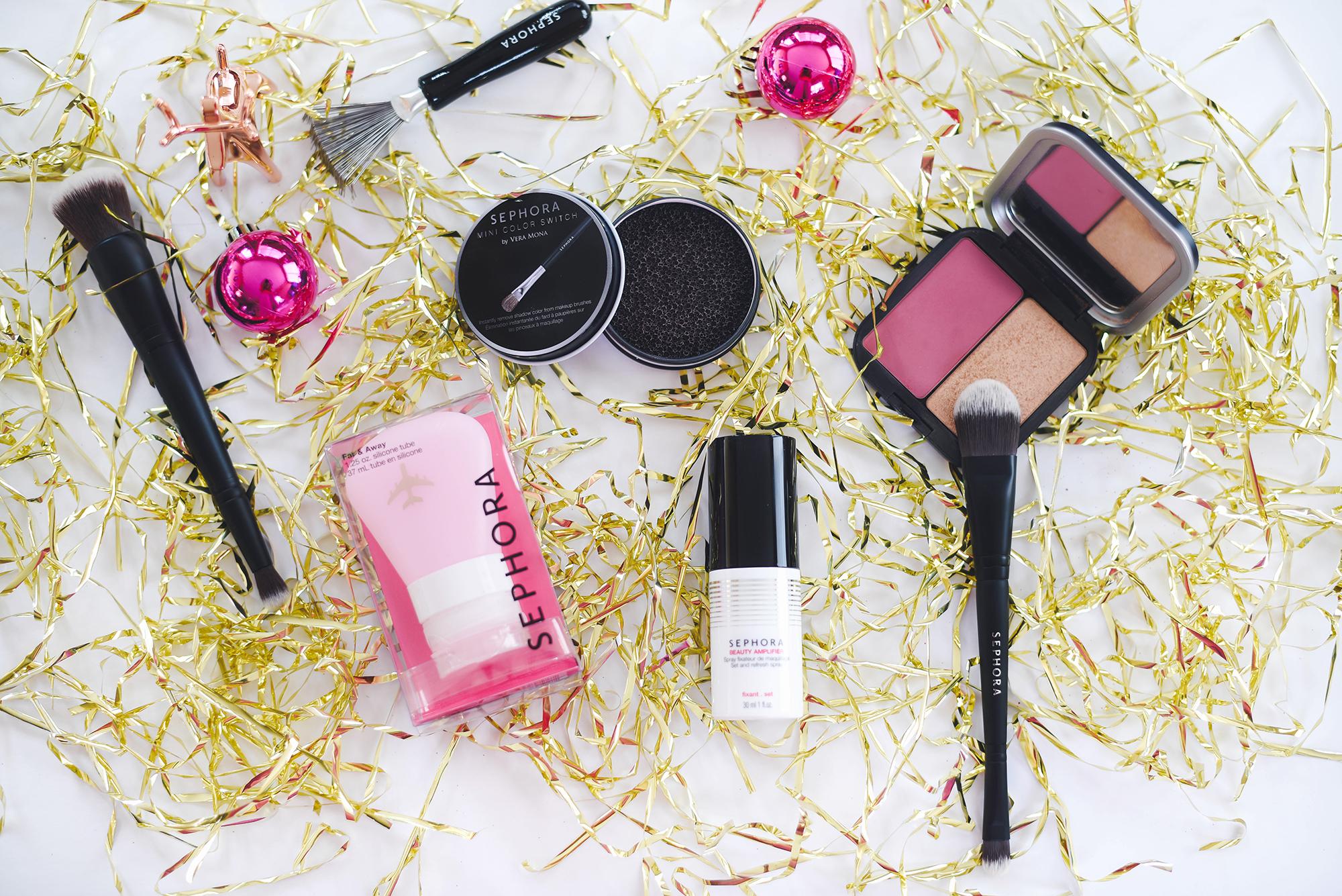 Makeup Forever Blush, Makeup Forever Highlight, Sephora brand
