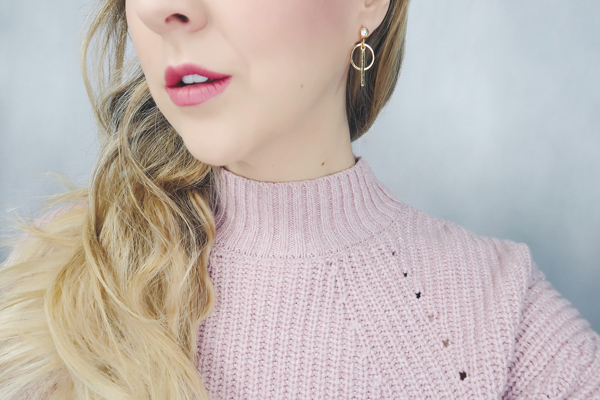 Fun Earrings, Halifax Blogger, Kayla Short