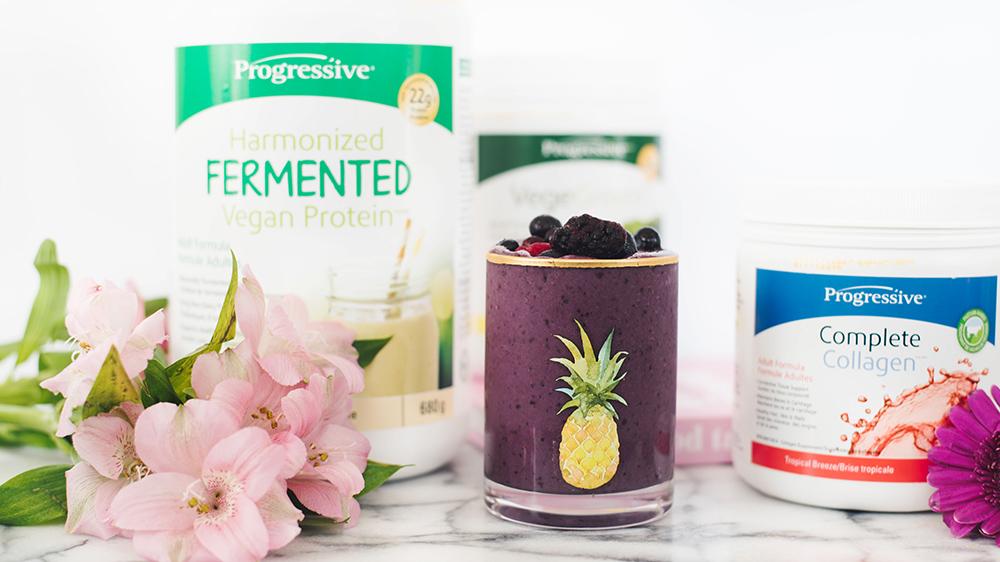 vegegreens, Harmonized Fermented Protein