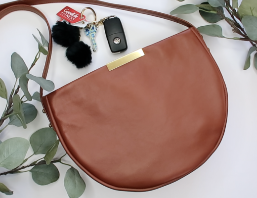 Whats in a bloggers bag