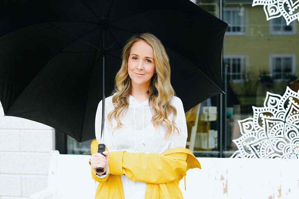 Helly Hansen Women's Moss Helox Rain Jacket