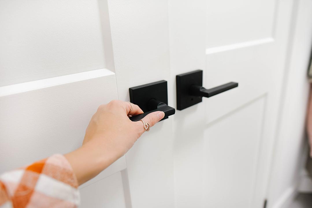 Hand pulls black pull door handles